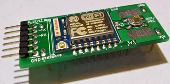 ESP adaptor board