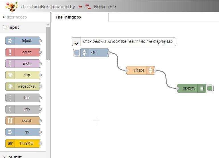 thingbox scargill s tech blog rh tech scargill net Red Node Logo Node-Red HelloWorld