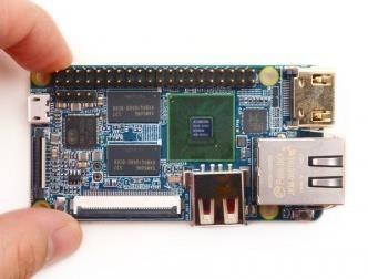 The FriendlyArm NanoPi 2 Fire - Scargill's Tech Blog