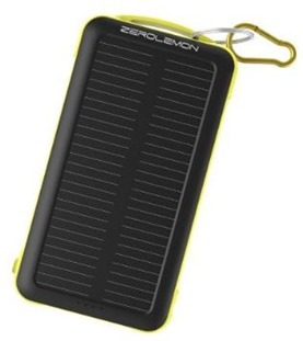 solar charging - not