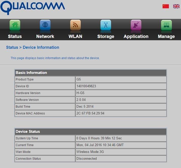A5 V11 Router - Scargill's Tech Blog