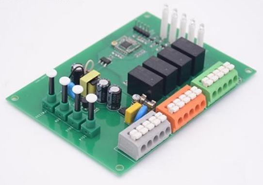 ITead Sonoff 4CH circuit board