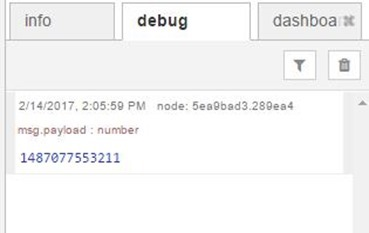 Debug window