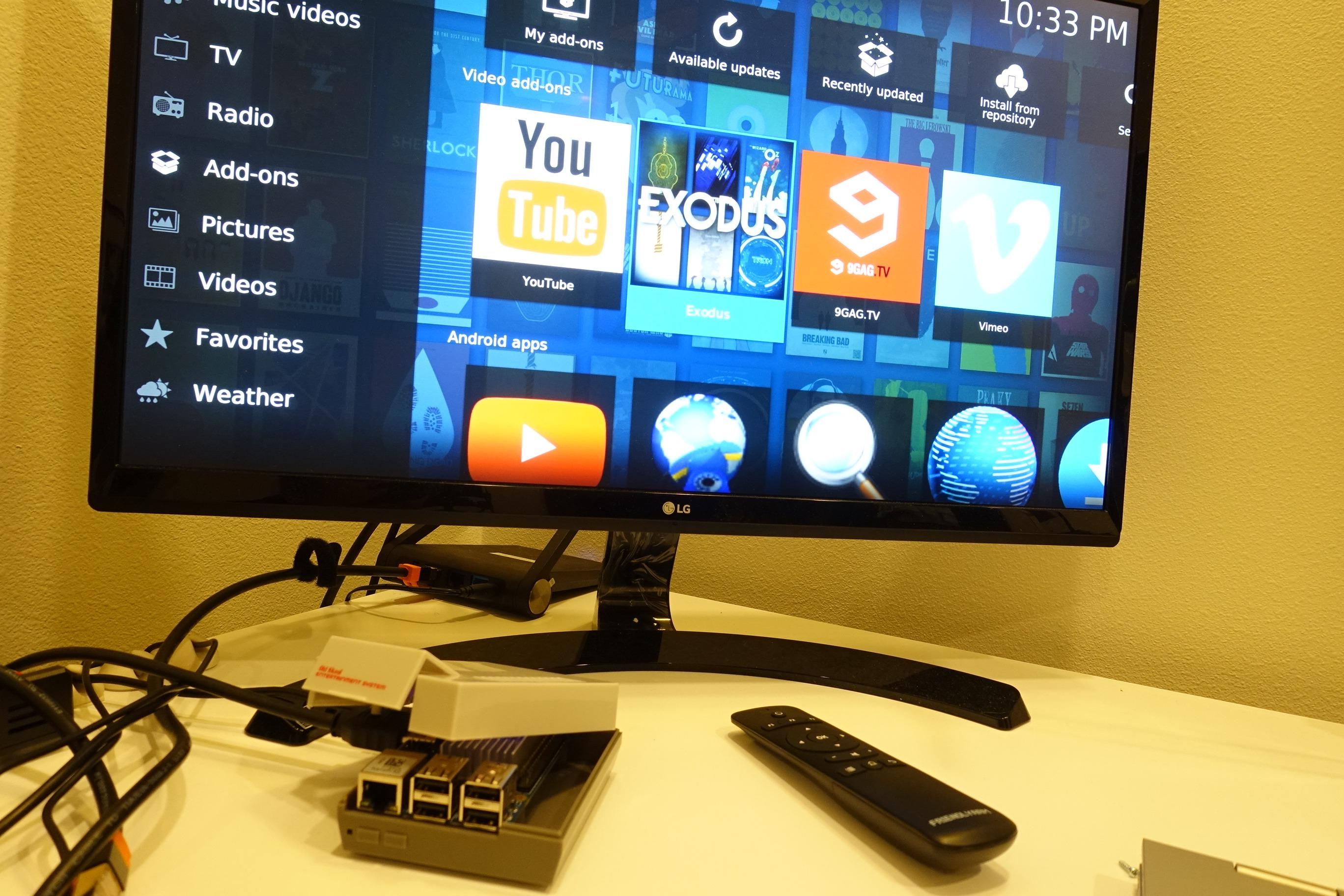 NanoPi K2 - Scargill's Tech Blog