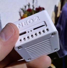 3d Printed Box for NEO2