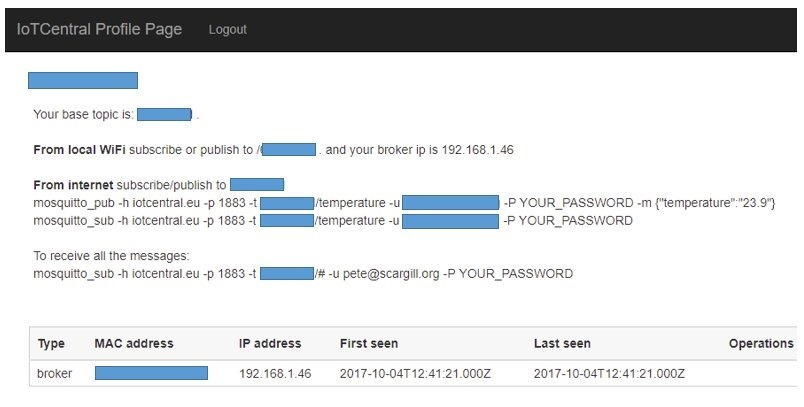 MQTT Broker on an ESP8266 - Scargill's Tech Blog