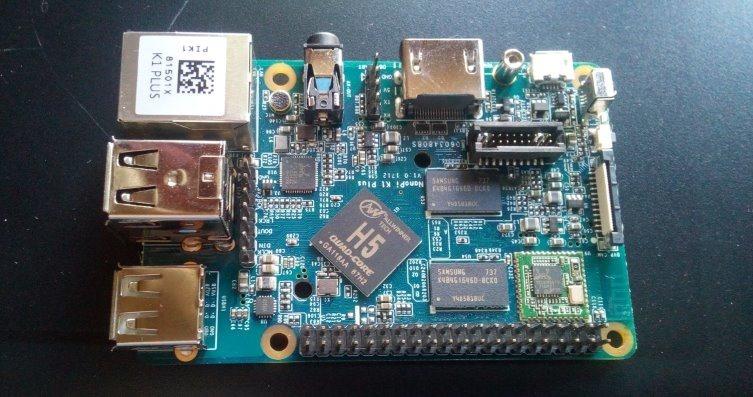The New FriendlyARM K1 PLUS Board - Scargill's Tech Blog