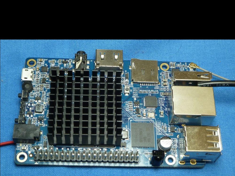 Orange Pi Plus 2E revisited - Scargill's Tech Blog