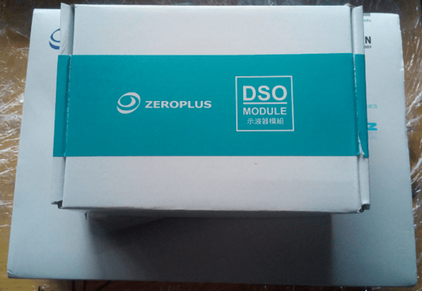 DSO module for ZeroPlus