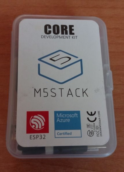The M5 Stack - Scargill's Tech Blog