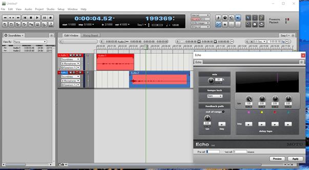 Audiodesk 5