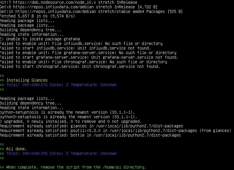 The Script - Scargill's Tech Blog