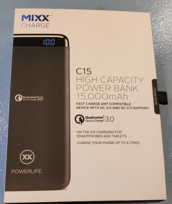 Mixx Charge