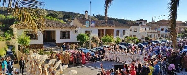 Moors v Christians Celebrations in Cullar, Spain, courtesy of my Pocophone