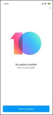 Pocophone update 10.3.4