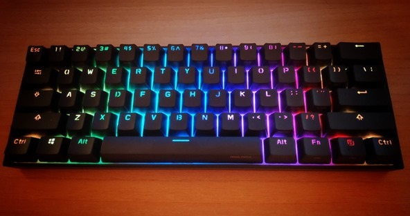 Anne Pro 2 Bluetooth keyboard