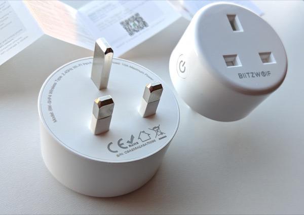 Sonoff S26 Wifi Smart Plug - Scargill's Tech Blog