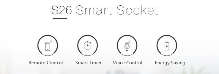 Sonoff S26 Wifi Smart Plug - Scargill's Tech Blog