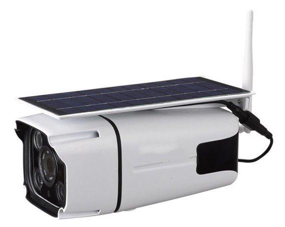 ESCAM Solar Powered WIFI IP Camera - Scargill's Tech Blog