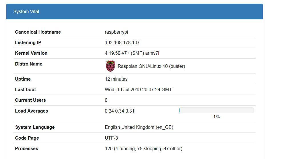 Raspberry Pi 4 + Buster - Scargill's Tech Blog
