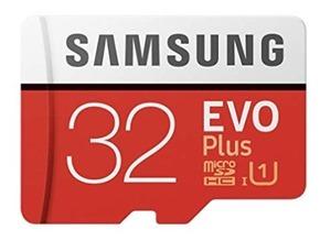 Samsung Evo+ 32GB