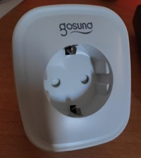 Gosund 16A smart sockets with power monitoring