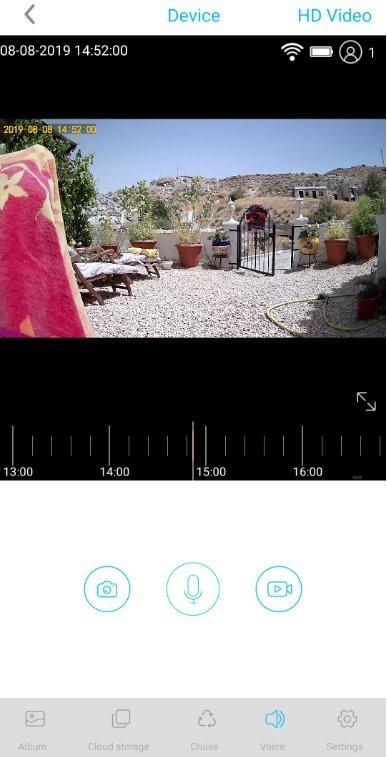 Watchman Solar Powered WIFI IP Camera - Scargill's Tech Blog