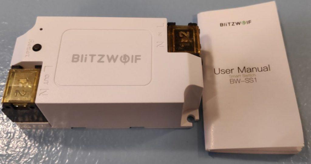 BLitzwolf power controller PW-SS1