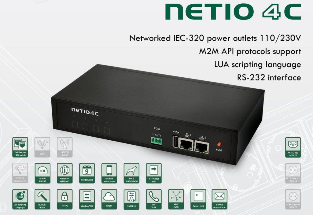 NETIO 4C