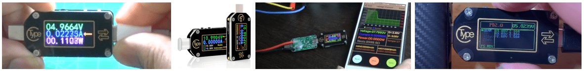 Riden USB tester