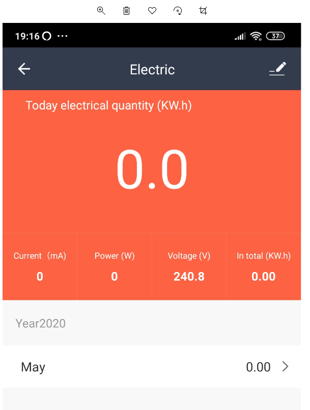 Power Monitoring