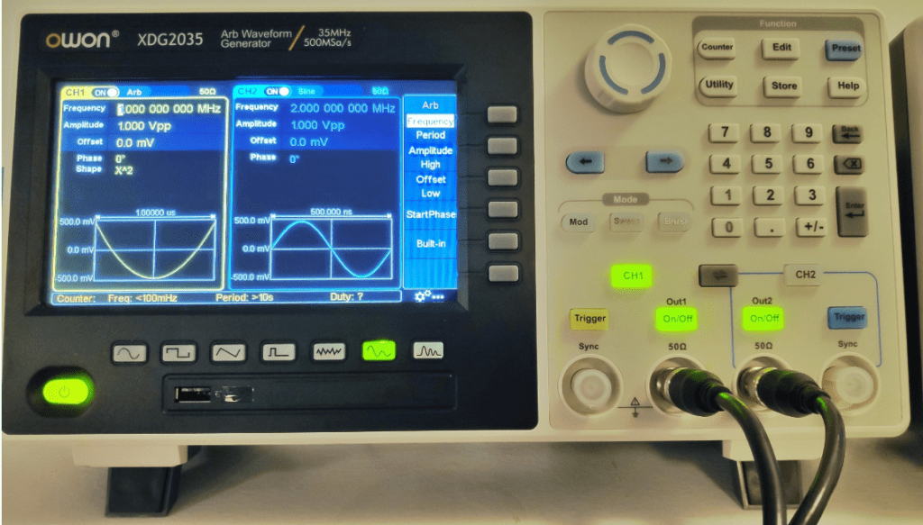 Owon XDG2035 Function Generator