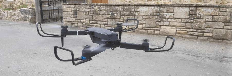 Eachine E520S Foldable Drone