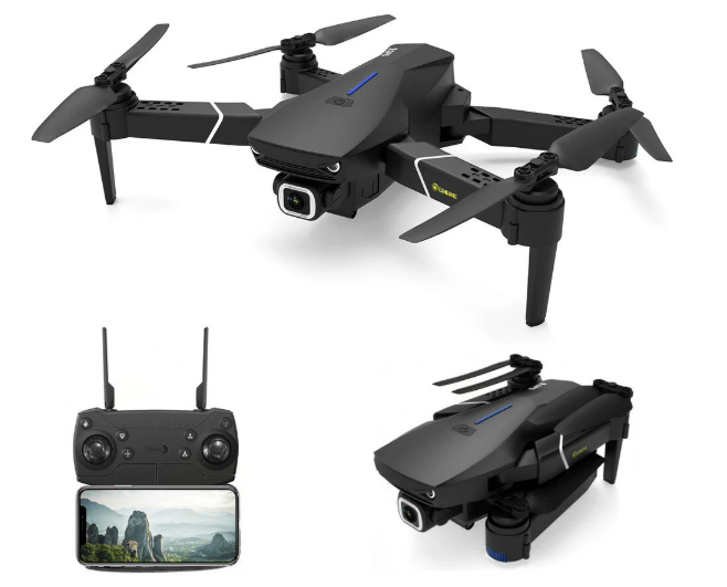 Eachine drone with remote - phone not included