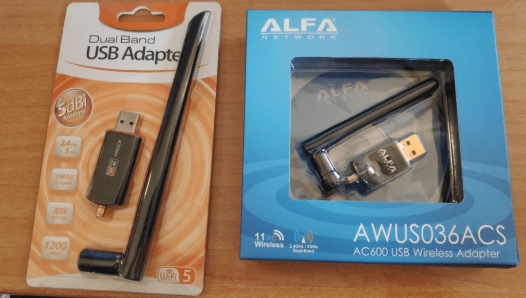 WiFi Adaptors