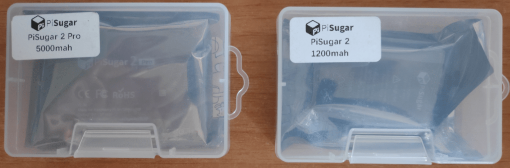 Sugar 2 and Sugar 2 Pro UPS for Raspberry Pi