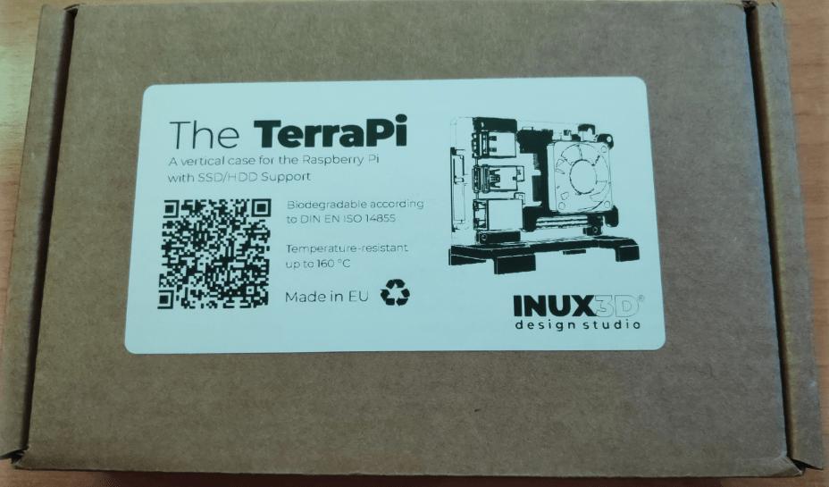 TerraPi by INUX3D