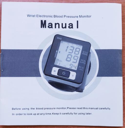 Boxym Blood Pressure Monitor