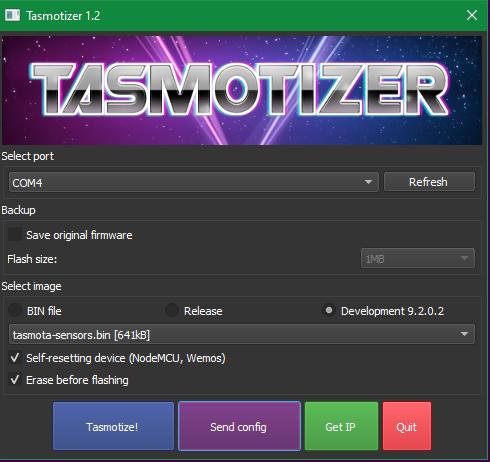 Tasmotizer