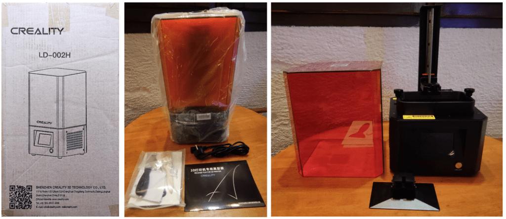 Crealty LD-002R 3D Resin Printer