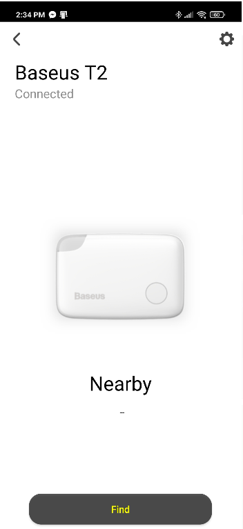 Baseus T2 and the Baseus Smart App.