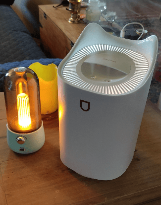 Lenovo Portable Wireless Candle Light