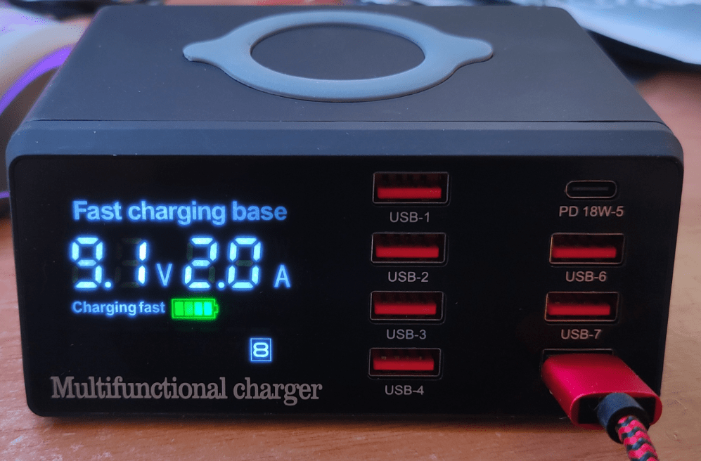 Bakeey X9 charger/power supply