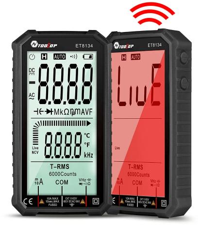 ET8134 Multimeter