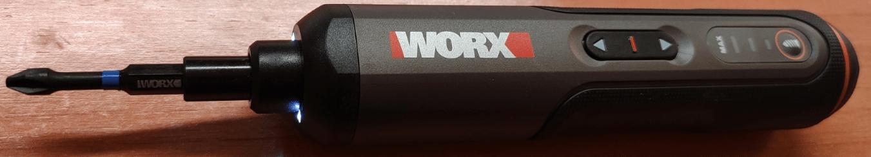 Worx Lithium Screwdriver