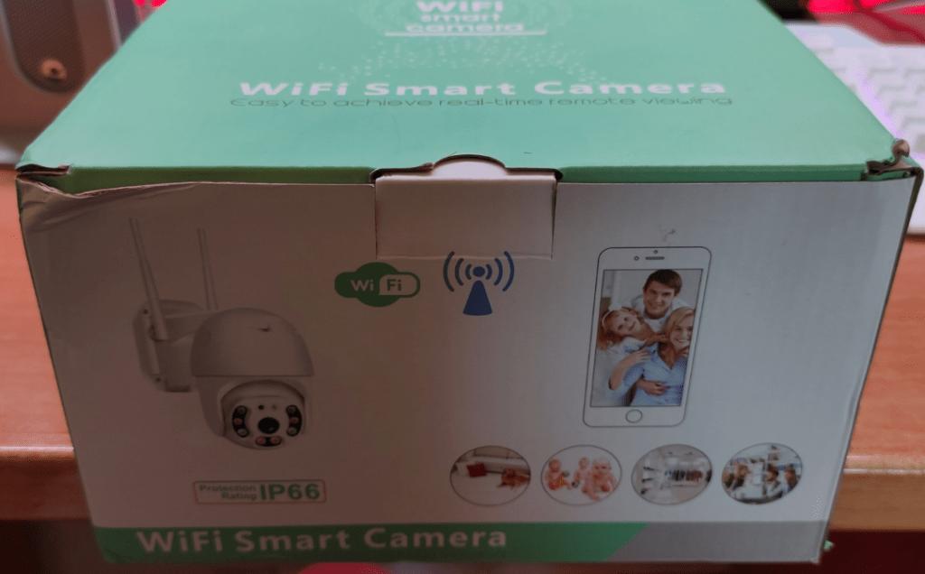 Escam QF288 WiFi IP Camera waterproof