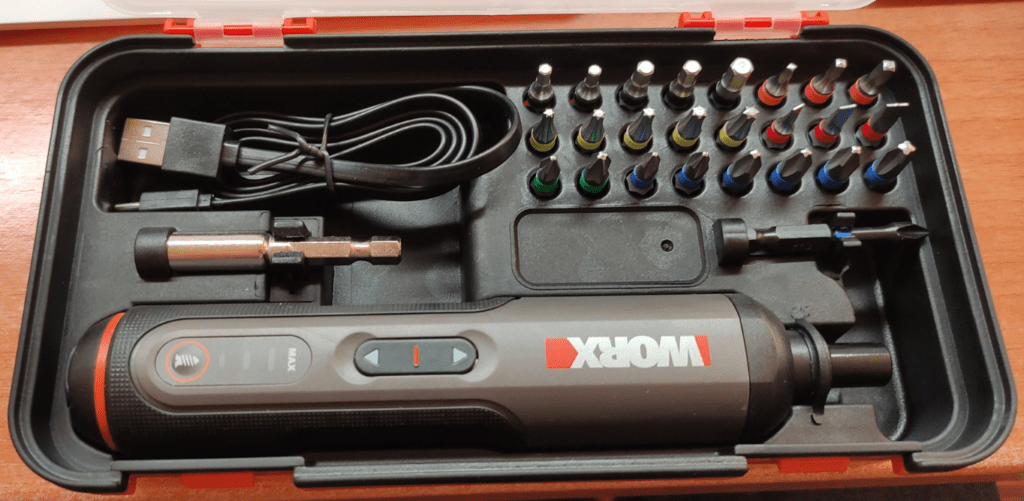 Worx Screwdriver kit