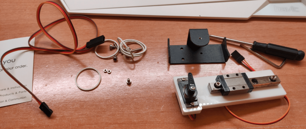 Eleksmaker Draw Module from Banggood