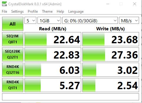 Moric microSD from Banggood