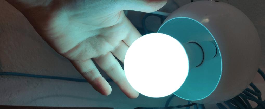 Athom pre-Tasmota'd 15W RGB Lamp